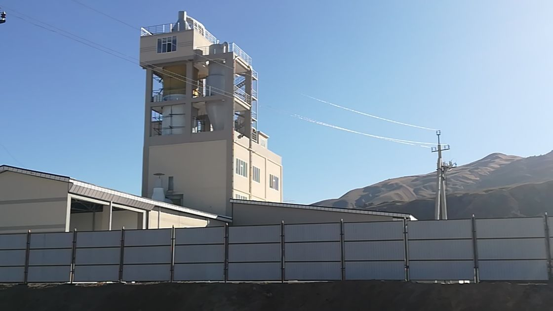 Powerful Automatic Detergent Powder Making Machine / Detergent Mixer